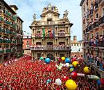 Ayuntamiento de Pamplona - Chupinazo de San Fermín