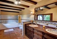 Baño habitación-suite - Planta Baja - Casa Rural Pedronea