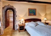 Habitación suite - Planta baja - Casa Rural Pedronea