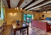 Salón-comedor - Planta baja - Casa Rural Pedronea