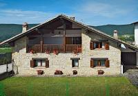 Fachada delantera - Casa Rural Pedronea